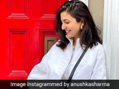 Anushka Sharma Can't Get Enough Of Summer Whites With Distressed Jeans And Her Rs 5 Lakh Louis Vuitton Bag