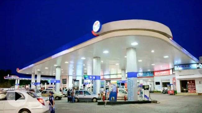 Fuel Prices Increase Once Again By Rs. 34 Paise, Petrol Breaches Rs. 107/Litre In Mumbai