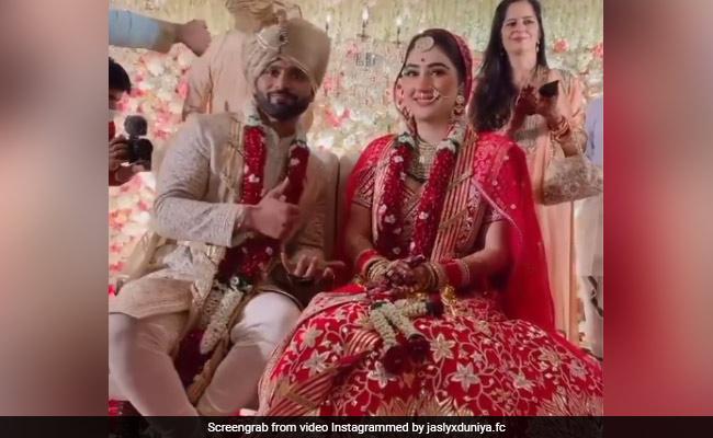 Inside Rahul Vaidya And Disha Parmar's Wedding. See Pics And Videos