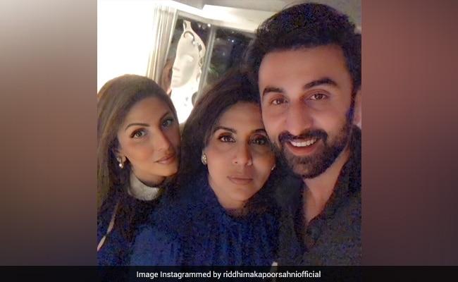 What Riddhima Kapoor Sahni Posted On Mom Neetu Kapoor's Birthday Eve