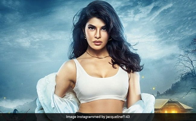 In Bhoot Police First Look Poster, Jacqueline Fernandez Is A Ghostbuster With An Attitude