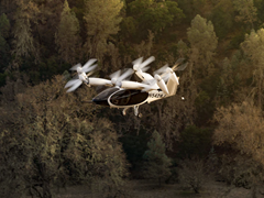 Electric Air Taxi Startup Joby To Add LinkedIn Co-Founder, Google Exec To Board