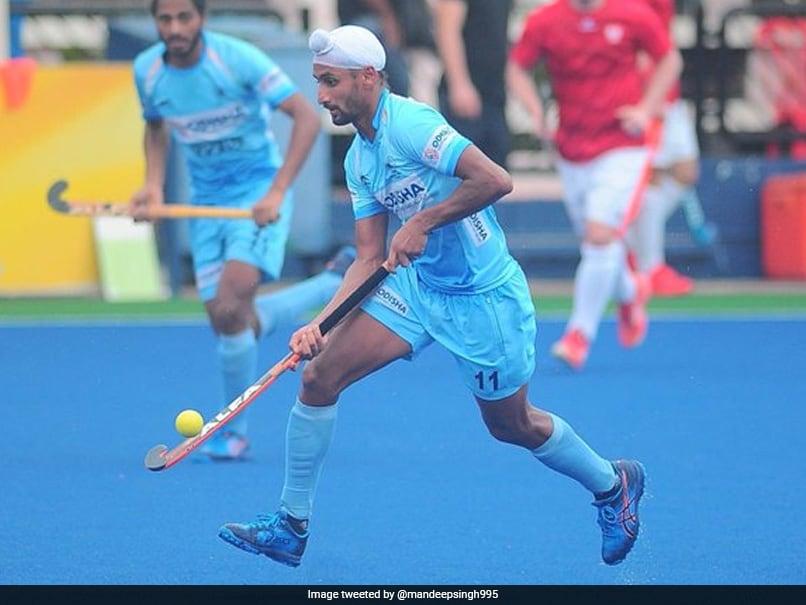 Tokyo Olympics: Hockey Team In Best Shape Both Mentally And Physically, Says Striker Mandeep Singh