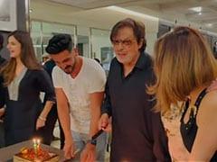 Inside Zayed Khan's Birthday Celebrations With Family