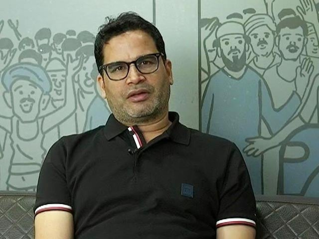 Video : Prashant Kishor's Team Says Not Allowed To Leave Hotel In Tripura