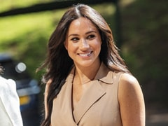 """Meghan Markle Pushes For Paid Family Leave In """"As A Mom"""" Letter To US Congress"""