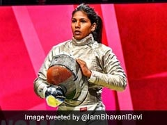 Meet First Indian Fencing Player To Win Olympic Match. She Has Jayalalithaa To Thank