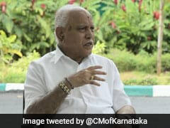 BS Yediyurappa Says May Not Remain Chief Minister After This Weekend