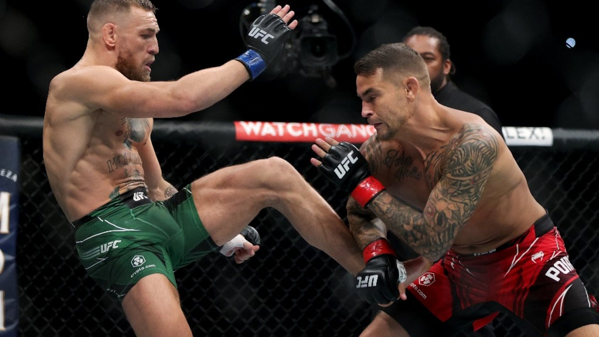 UFC 264: Conor McGregor suffers severe leg injury Dustin Poirier |  Other Sports News