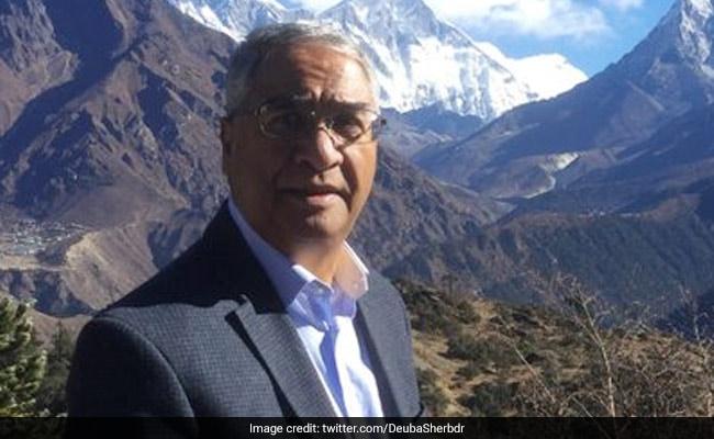 Mr. Sher Bahadur Deuba, Nepal PM Wins Vote Of Confidence In Parliament
