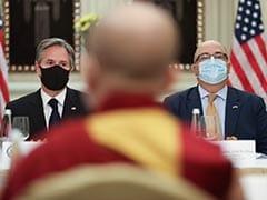 Antony Blinken's Meeting With Dalai Lama Representatives In India Angers China