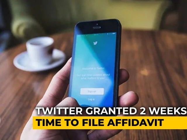 """Video : """"Won't Protect If Centre Acts Over Non-Compliance"""": High Court To Twitter"""
