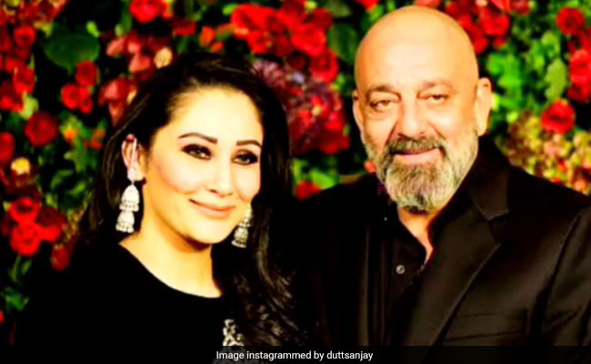 'You Are The Backbone Of Our Family,' Sanjay Dutt Writes In His Birthday Note For Wife Maanayata