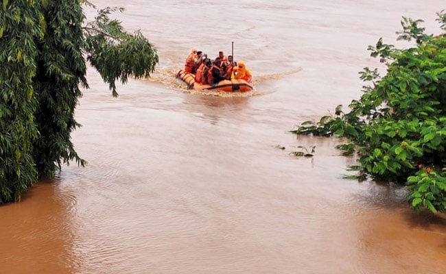 Maharashtra Sanctions Rs 11,500 Crore For Flood Victims, Repair Works