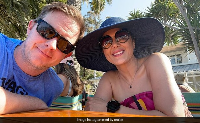 Preity Zinta's Pic With Husband Gene Goodenough Is Giving Us Major 'Weekend Vibes'