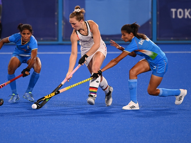 Tokyo Olympics: Indian Womens Hockey Team Suffers Second Defeat, Loses 0-2 To Germany