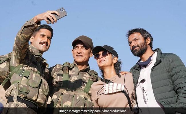 Aamir Khan Rubbishes Rumours That Laal Singh Chaddha Team Littered Ladakh Village During Shoot