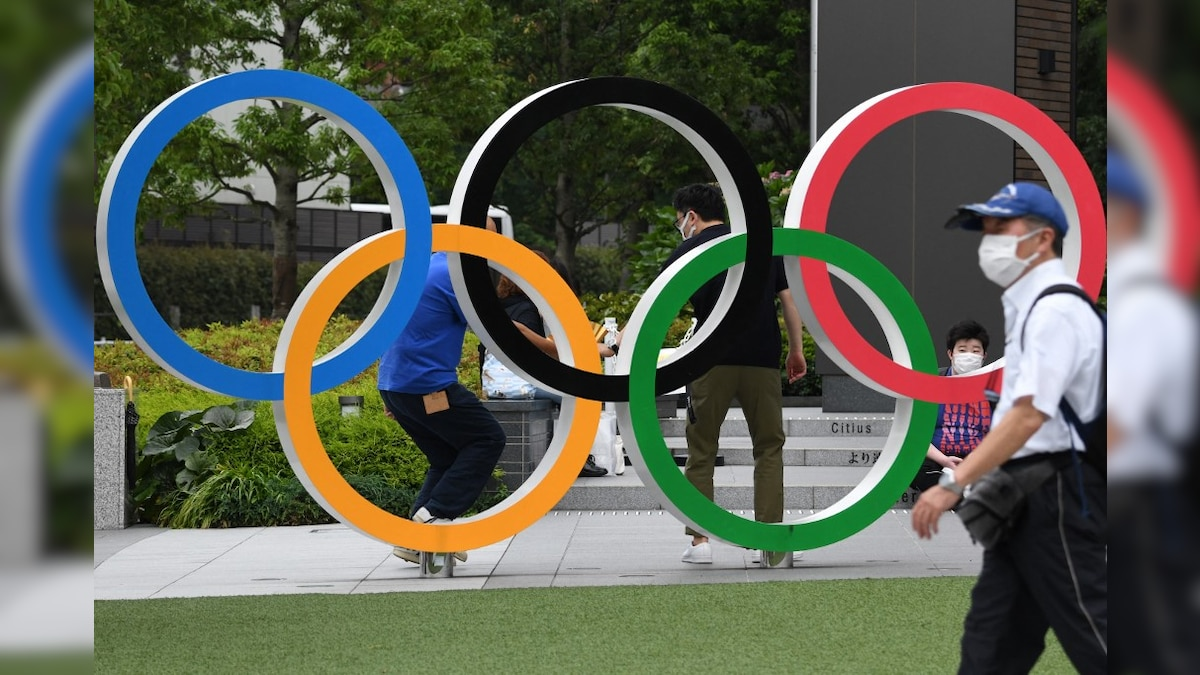 Photo of Tokyo Olympics: Athlete Tests Positive As Tokyo Olympics Opening Nears