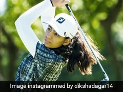 Tokyo Olympics: Indian Golfer Diksha Dagar Leaves For Tokyo After Last-Minute Entry