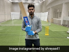 """""""Healing Process Done"""": Shreyas Iyer Says Will Be Back For Remainder Of IPL 2021"""