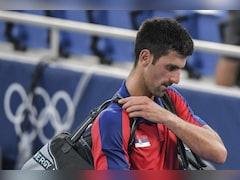 Tokyo Olympics: Novak Djokovic Loses To Pablo Carreno Busta In Men's Singles Bronze-Medal Match