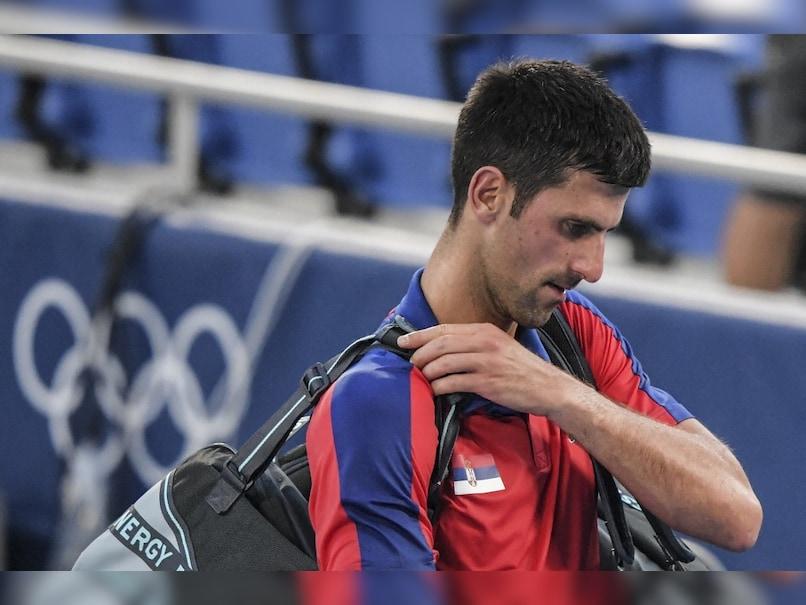 Tokyo Olympics: Novak Djokovic Loses To Pablo Carreno Busta In Mens Singles Bronze-Medal Match