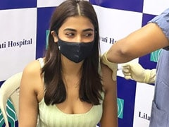 Pooja Hegde, Who Had Covid This Year, Gets Her First Vaccine Shot