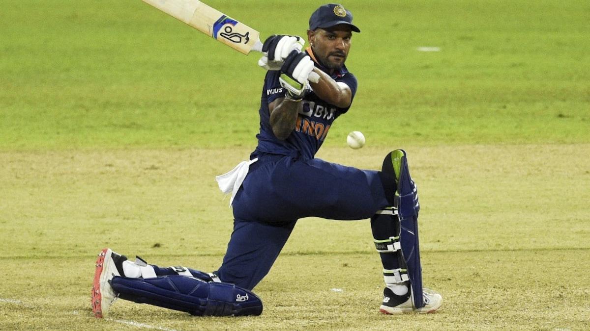 Sri Lanka vs India: Shikhar Dhawan India's 10th Batsman Becomes 6,000 ODI Run |  Cricket News