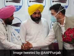 "Daljit Singh Grewal Quits Congress Over ""Anti-Punjab"" Policies, Joins AAP"
