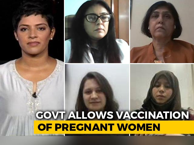 Video : Vaccination Of Pregnant Women: CoWin Registration, Walk-Ins Allowed