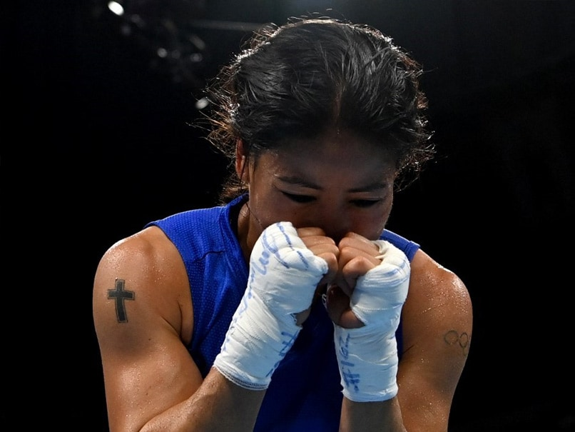 """""""Just A Minute Before Bout..."""": Mary Kom Questions Change Of Ring Dress At Tokyo Olympics"""