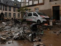 93 Dead, Hundreds Missing In Massive Floods In Germany, Belgium