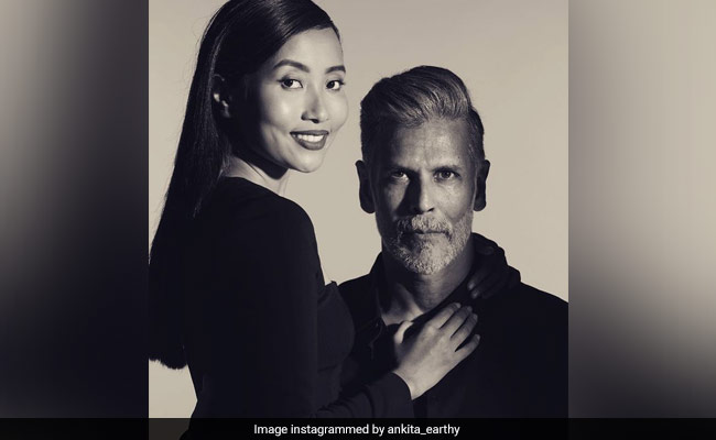 Milind Soman And Ankita Konwar's Anniversary Posts For Each Other Are Pure Love