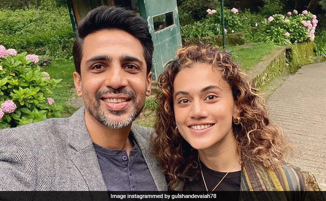 Blurr: Taapsee Pannu And Gulshan Devaiah Begin Shooting For Their Film