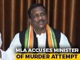 Video : Road Rage Incident Leaves Congress Injured In Chhattisgarh