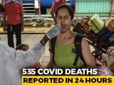 Video : 39,742 Fresh Covid Cases In India; 535 Deaths In 24 Hours