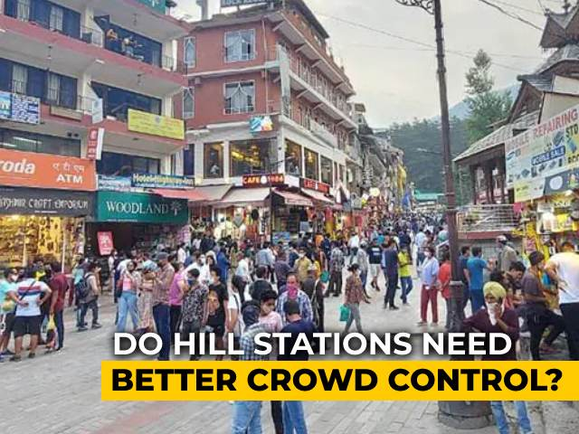 Video : After Crowding At Tourist Hotspots, Centre's Warning On What Lies Ahead