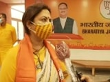 Video : Meenakshi Lekhi's New Stint As Junior Minister In Foreign Ministry