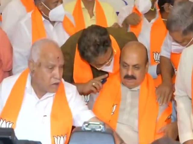 Video : BJP's New Choice For Karnataka: Basavaraj Bommai