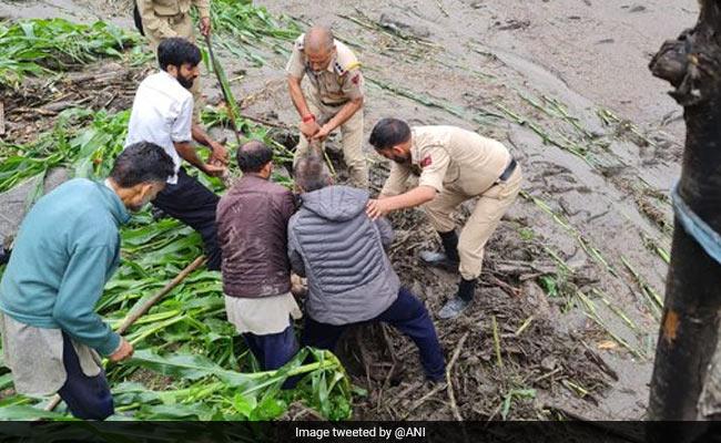 Cloudbursts, Flash Floods In Himachal, J&K, Ladakh Kill 17