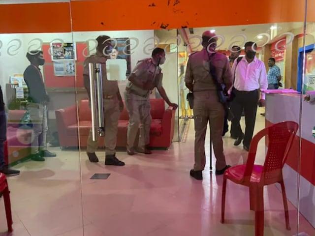Video : Tax Raids At Media Group Dainik Bhaskar, Also At UP Channel