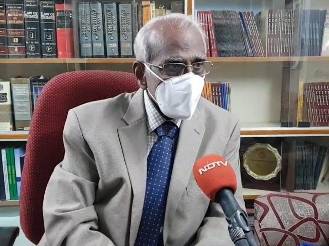 Video : NEET Eliminates The Poor, Says Justice AK Rajan