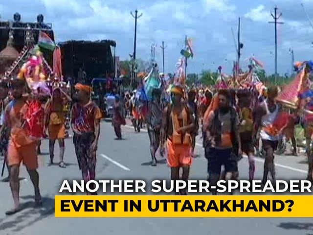 Video : Uttarakhand Rethinks Decision To Ban Kanwar Yatra