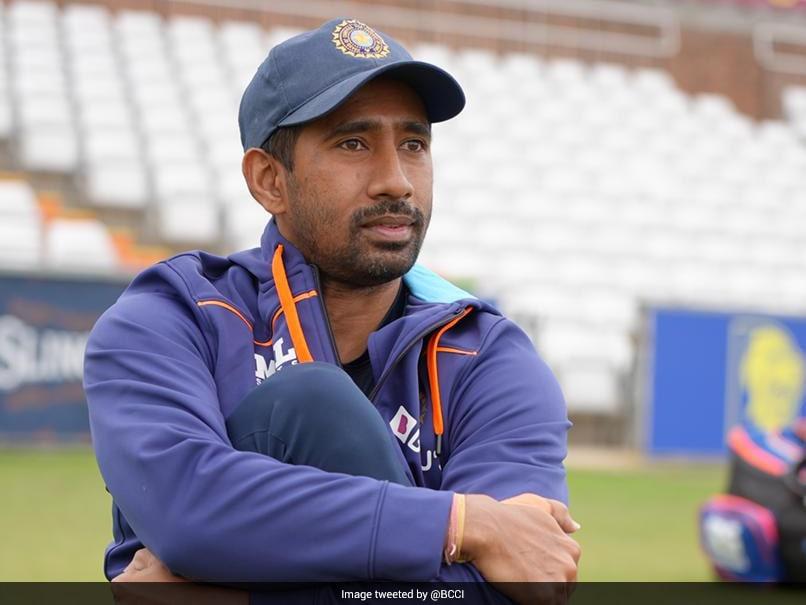 England vs India: Wriddhiman Saha, Abhimanyu Easwaran And Bharat Arun Join Team India Bio-Bubble