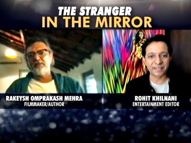Video : Rakeysh Omprakash Mehra Talks About His Autobiography & His Movies