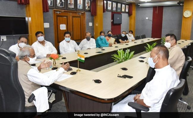Congress Demands CBI Probe Into Assam Kidney Sale Racket