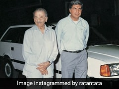 A Throwback Pic From The Day One Of JRD Tata's Dreams Came True