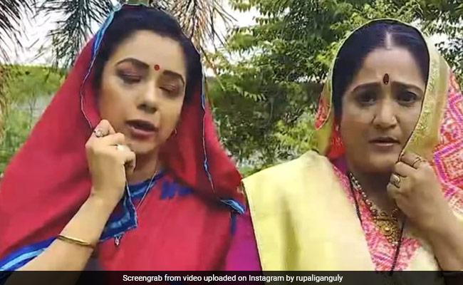 Anupamaa: 'अनुपमा' रुपाली गांगुली का ये अंदाज भुला नहीं पाएंगे आप, 'बचपन का प्यार' पर बनाया Funny Video