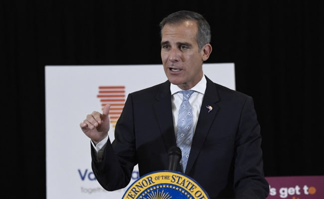 'Honoured': Los Angeles Mayor On His Nomination As US Ambassador To India