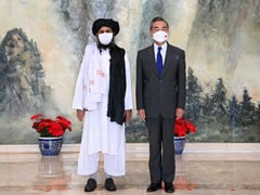 """""""Won't Allow Anyone To Use Afghan Soil Against China"""": Taliban"""
